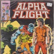 Cómics: CÓMIC ALPHA FLIGHT Nº 27 ED. FORUM / MARVEL COLOR. Lote 220119616