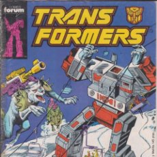 Cómics: CÓMIC TRANSFORMERS Nº 51 ED. FORUM / MARVEL COLOR. Lote 220121085