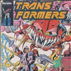 Cómics: CÓMIC TRANSFORMERS Nº 52 ED. FORUM / MARVEL COLOR. Lote 220121165