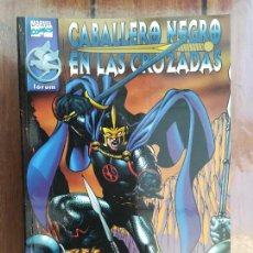 Cómics: CABALLERO NEGRO EN LAS CRUZADAS. FORUM. Lote 220124972
