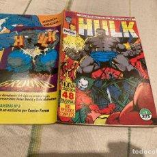 Cómics: EL INCREIBLE HULK & IRON MAN Nº 1 DE 9 - FORUM. Lote 220348863
