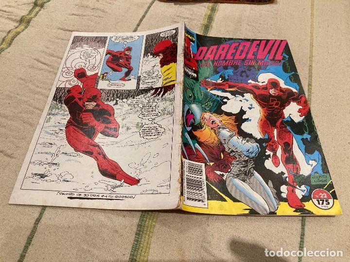 DAREDEVIL EL HOMBRE SIN MIEDO N.º 22 VOL 2 FORUM 1993 (Tebeos y Comics - Forum - Daredevil)