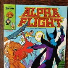 Cómics: ALPHA FLIGHT V.1 Nº 16 - FORUM MARVEL.. Lote 220395340