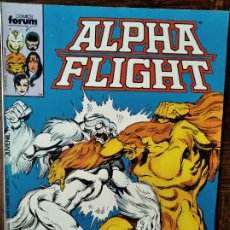 Comics : ALPHA FLIGHT V.1 Nº 18 - FORUM MARVEL.. Lote 220395428