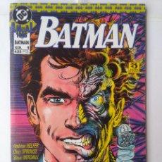 Cómics: BATMAN ANUAL 1995-IMPECABLE. Lote 289354223