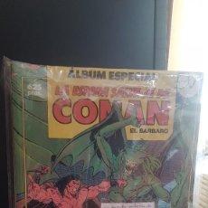 Cómics: CONAN . LA ESPADA SALVAJE DE CONAN 4 RETAPADOS. Lote 220411593
