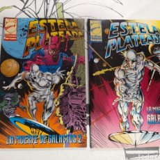 Fumetti: LA MUERTE DE GALACTUS 1 Y 2 COMPLETA. Lote 220418082