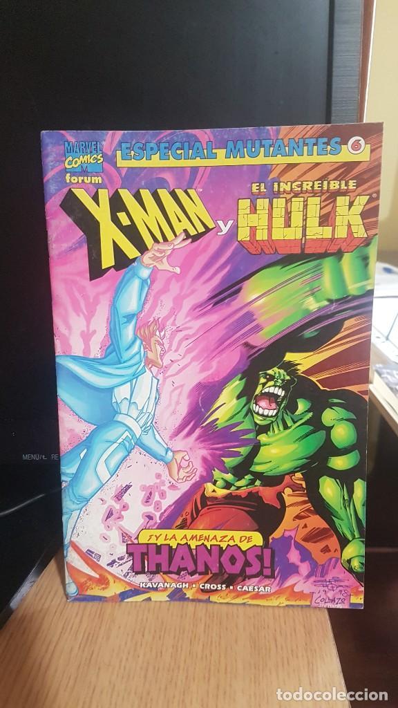 ESPECIAL MUTANTES NUMERO 6 (Tebeos y Comics - Forum - Hulk)