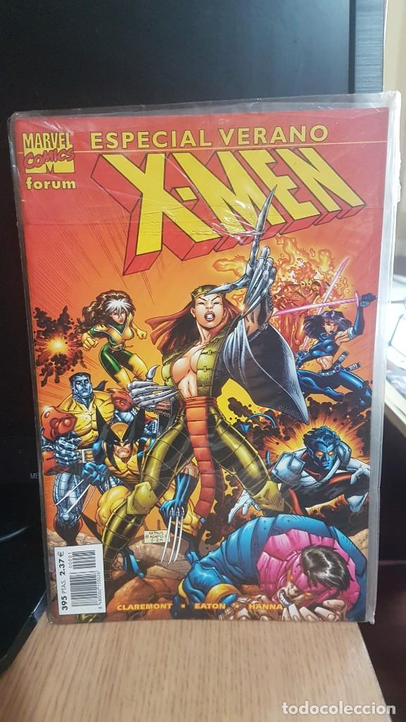 ESPECIAL VERANO X MEN (Tebeos y Comics - Forum - X-Men)