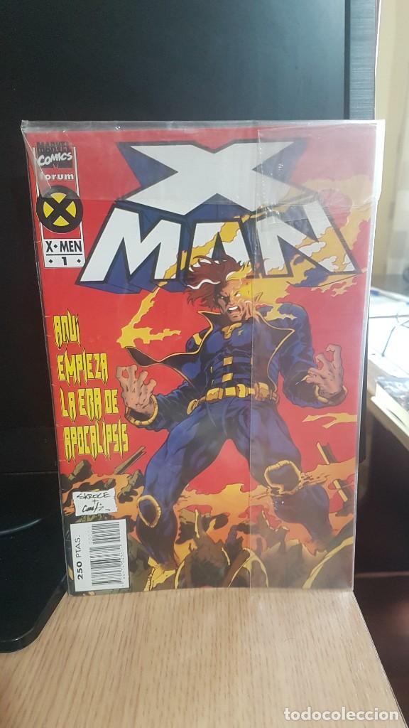 X MAN (Tebeos y Comics - Forum - X-Men)