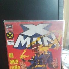 Cómics: X MAN. Lote 220422351