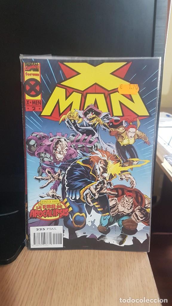 Cómics: X MAN - Foto 2 - 220422351