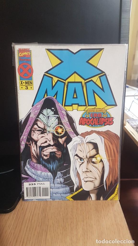Cómics: X MAN - Foto 3 - 220422351