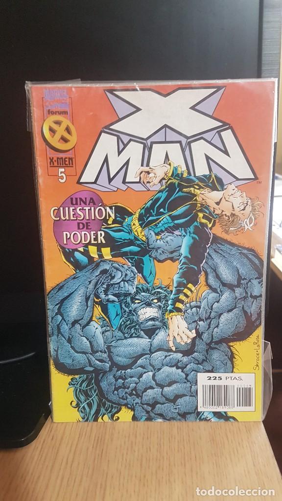 Cómics: X MAN - Foto 4 - 220422351