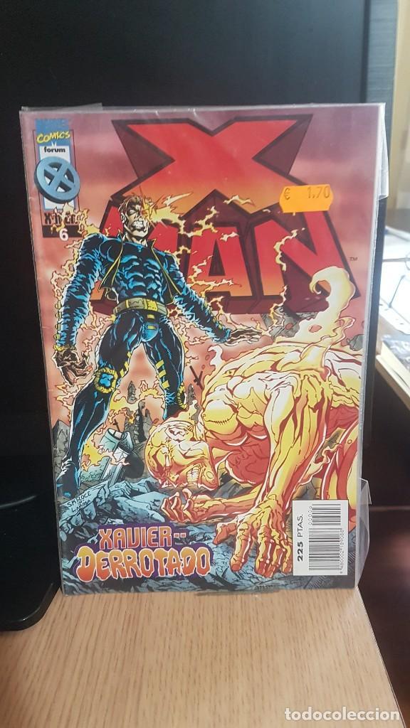 Cómics: X MAN - Foto 5 - 220422351