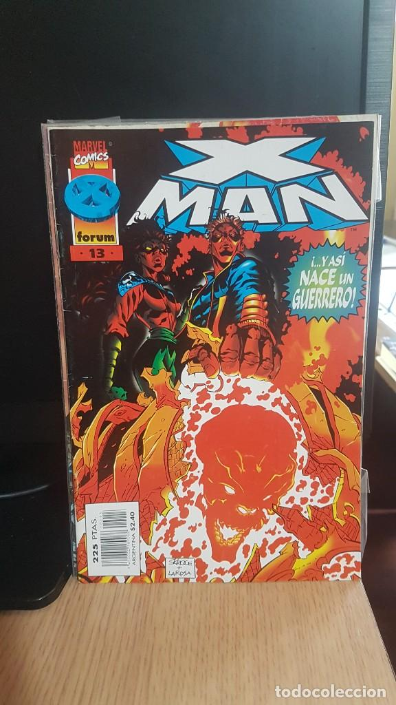 Cómics: X MAN - Foto 7 - 220422351