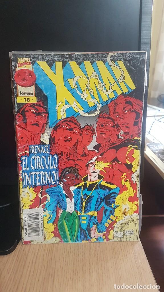 Cómics: X MAN - Foto 8 - 220422351