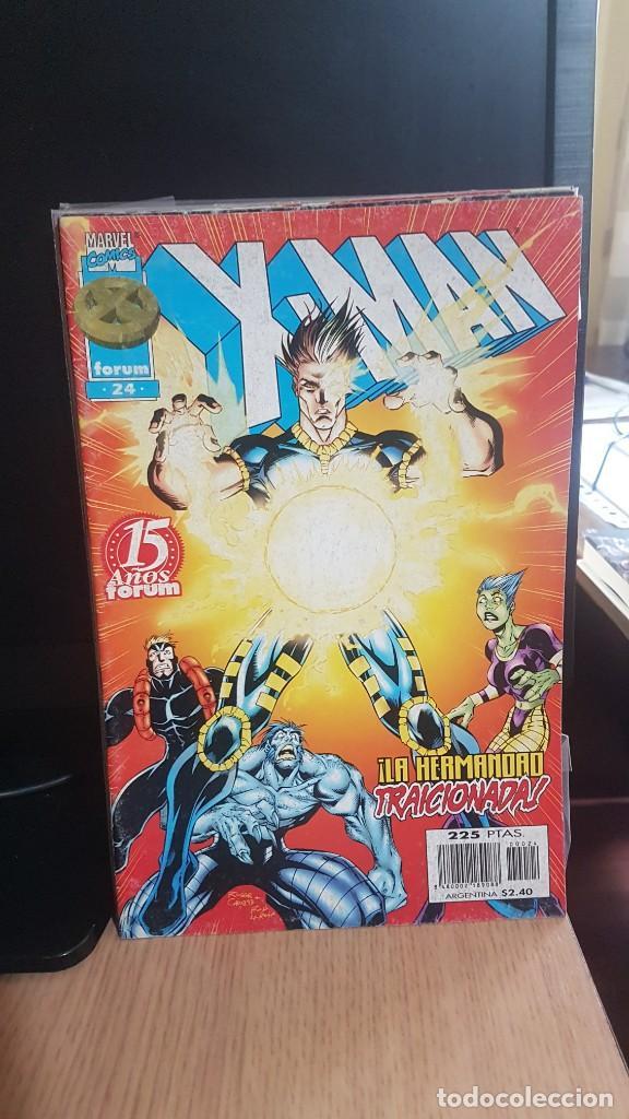 Cómics: X MAN - Foto 9 - 220422351