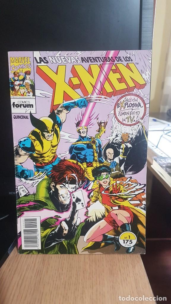 LAS NUEVAS AVENTURAS DE LOS X MEN (Tebeos y Comics - Forum - X-Men)