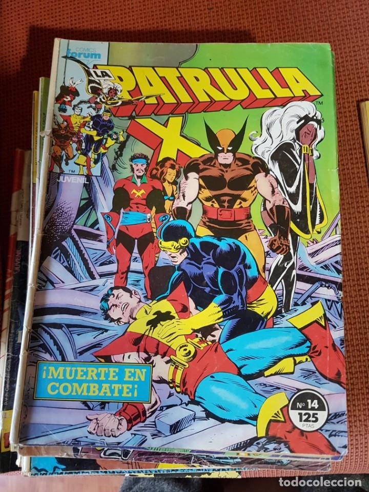 Cómics: LA PATRULLA X volumen 1 - Foto 6 - 220434520