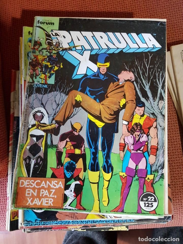 Cómics: LA PATRULLA X volumen 1 - Foto 9 - 220434520