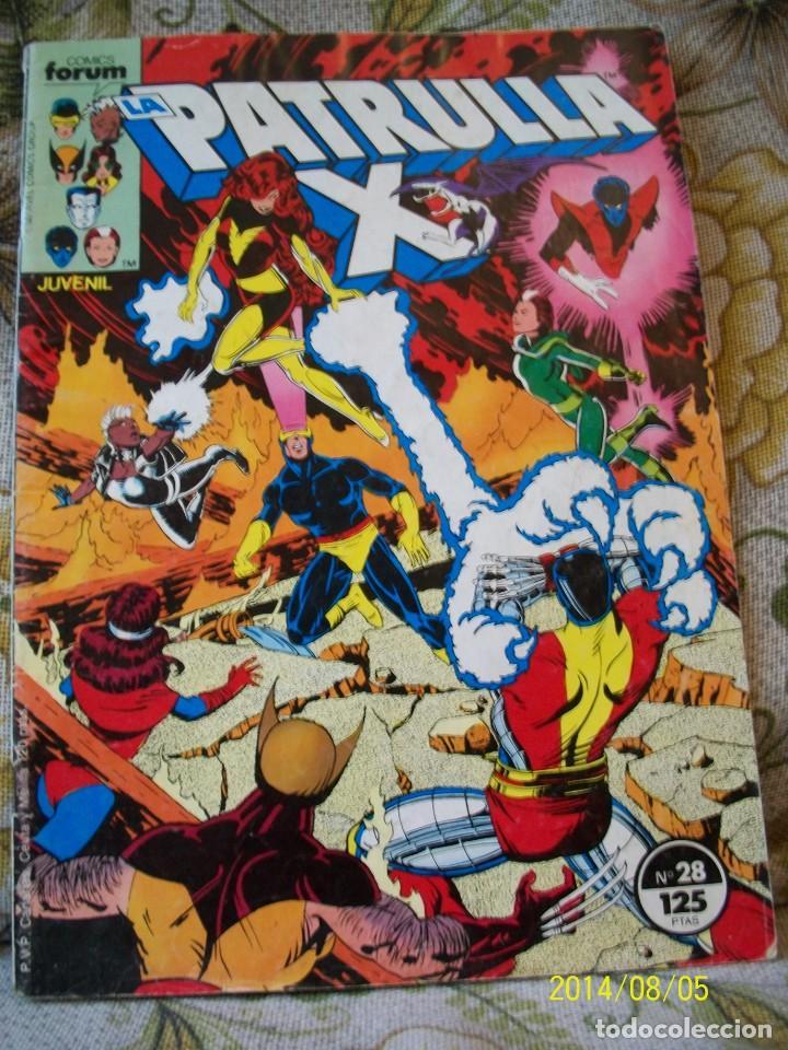 Cómics: LA PATRULLA X volumen 1 - Foto 14 - 220434520