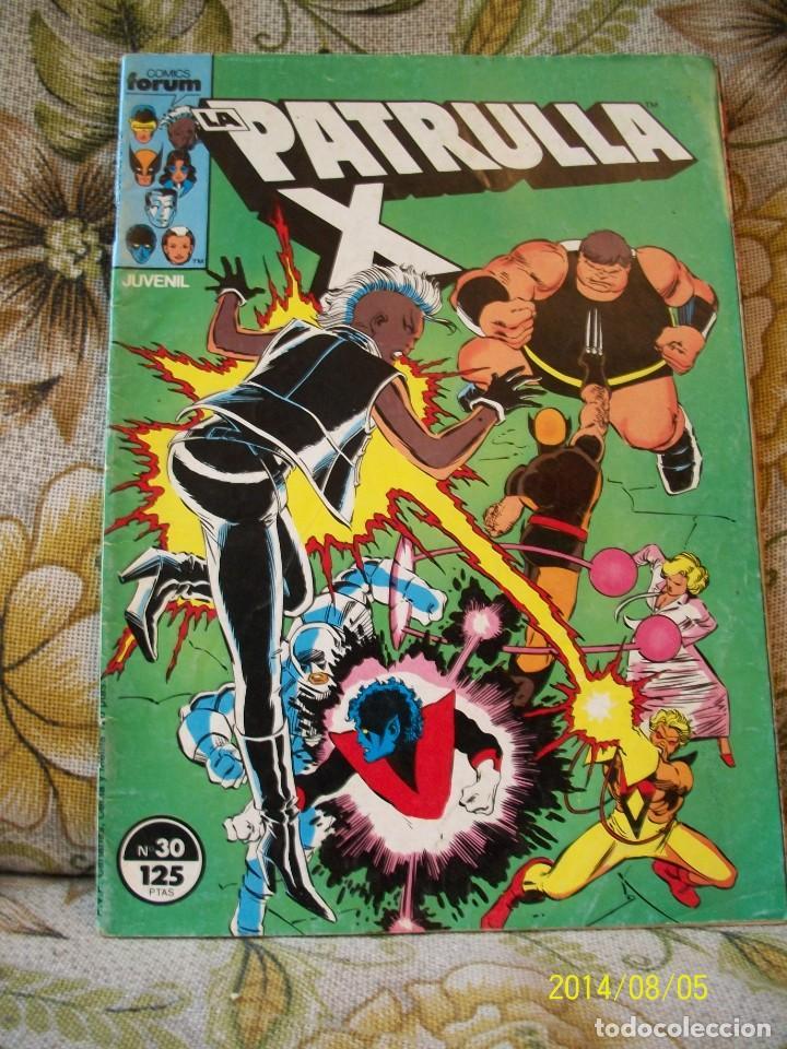 Cómics: LA PATRULLA X volumen 1 - Foto 16 - 220434520