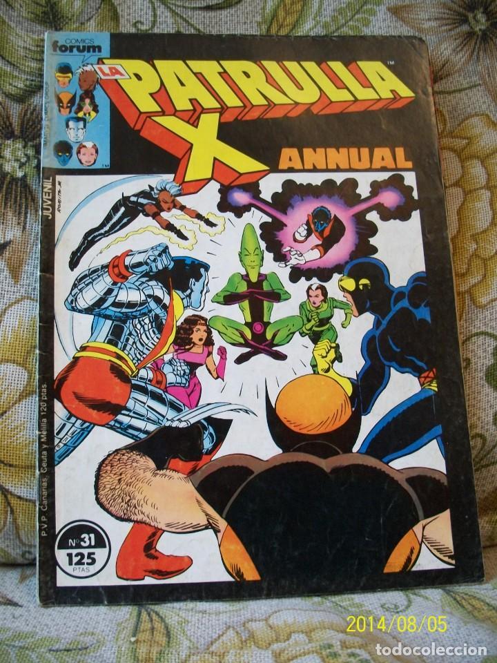 Cómics: LA PATRULLA X volumen 1 - Foto 17 - 220434520