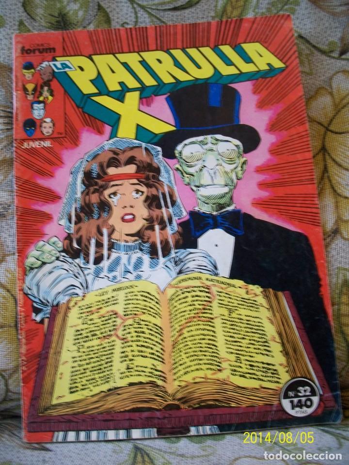 Cómics: LA PATRULLA X volumen 1 - Foto 18 - 220434520