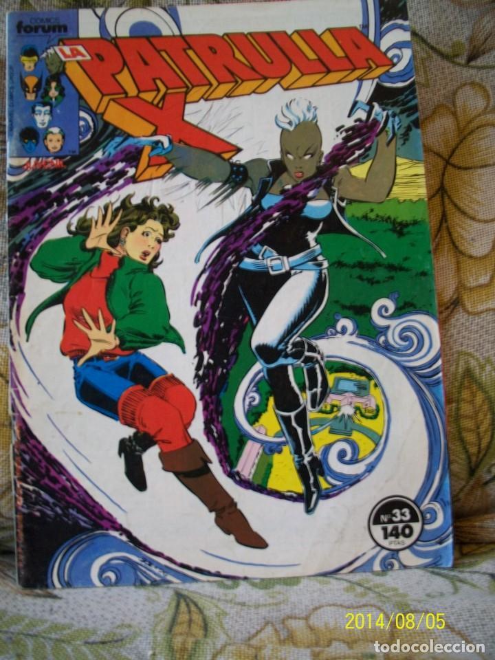 Cómics: LA PATRULLA X volumen 1 - Foto 19 - 220434520