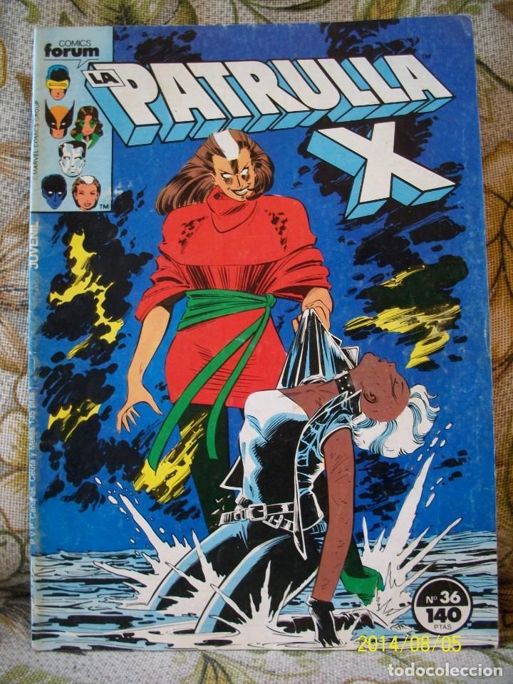 Cómics: LA PATRULLA X volumen 1 - Foto 22 - 220434520