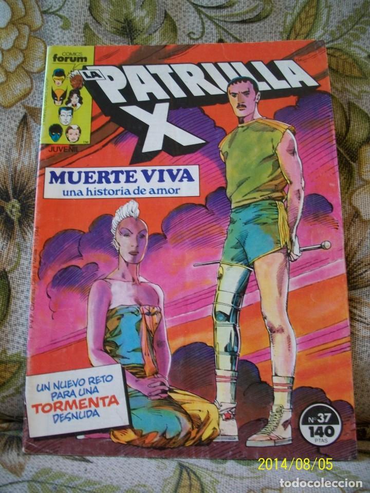 Cómics: LA PATRULLA X volumen 1 - Foto 23 - 220434520