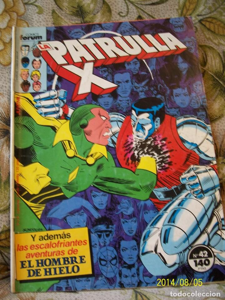 Cómics: LA PATRULLA X volumen 1 - Foto 28 - 220434520