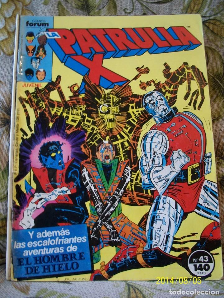 Cómics: LA PATRULLA X volumen 1 - Foto 29 - 220434520