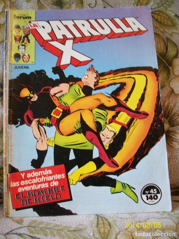 Cómics: LA PATRULLA X volumen 1 - Foto 31 - 220434520