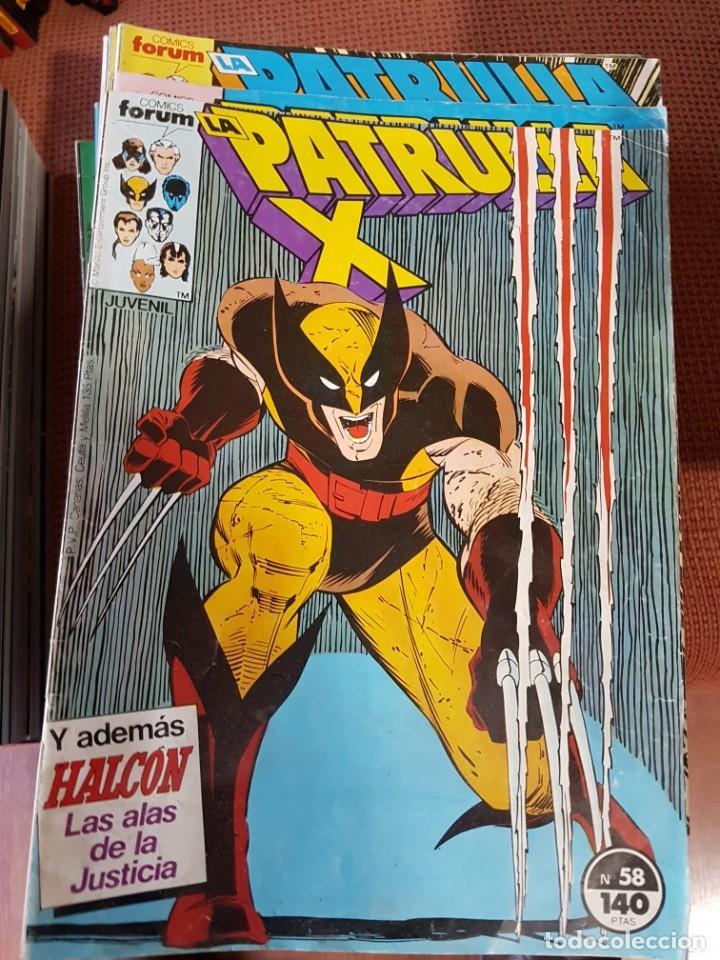 Cómics: LA PATRULLA X volumen 1 - Foto 41 - 220434520