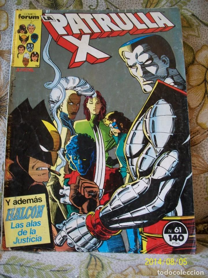 Cómics: LA PATRULLA X volumen 1 - Foto 44 - 220434520