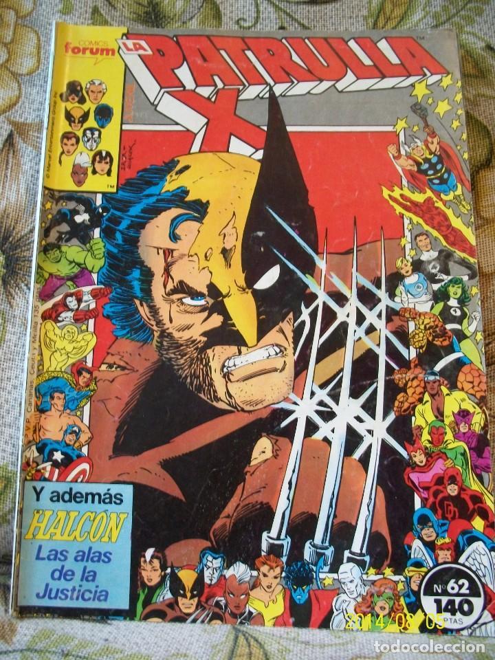 Cómics: LA PATRULLA X volumen 1 - Foto 45 - 220434520