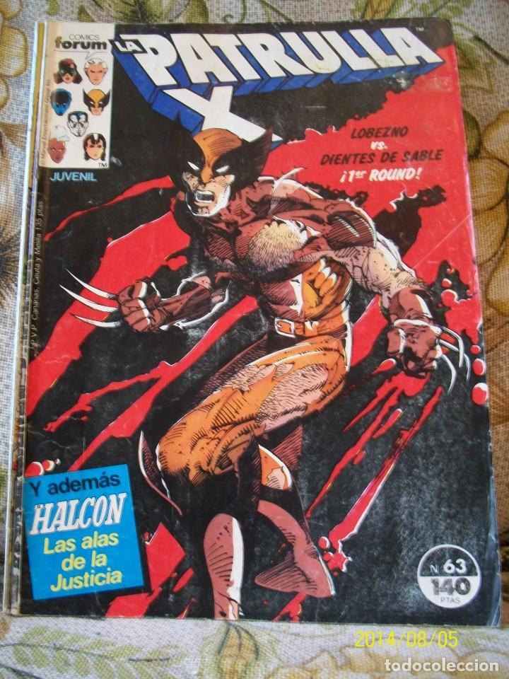 Cómics: LA PATRULLA X volumen 1 - Foto 46 - 220434520