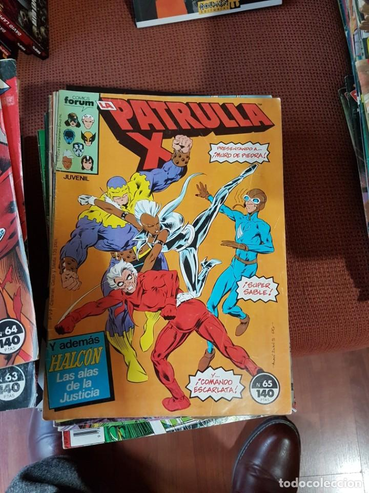 Cómics: LA PATRULLA X volumen 1 - Foto 48 - 220434520