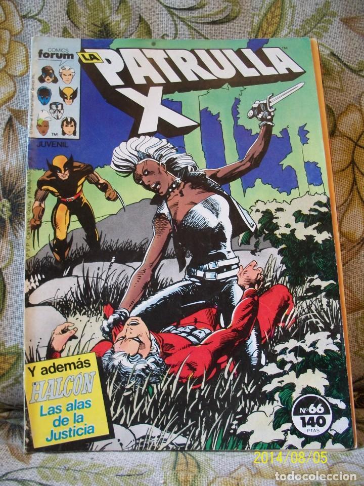 Cómics: LA PATRULLA X volumen 1 - Foto 49 - 220434520