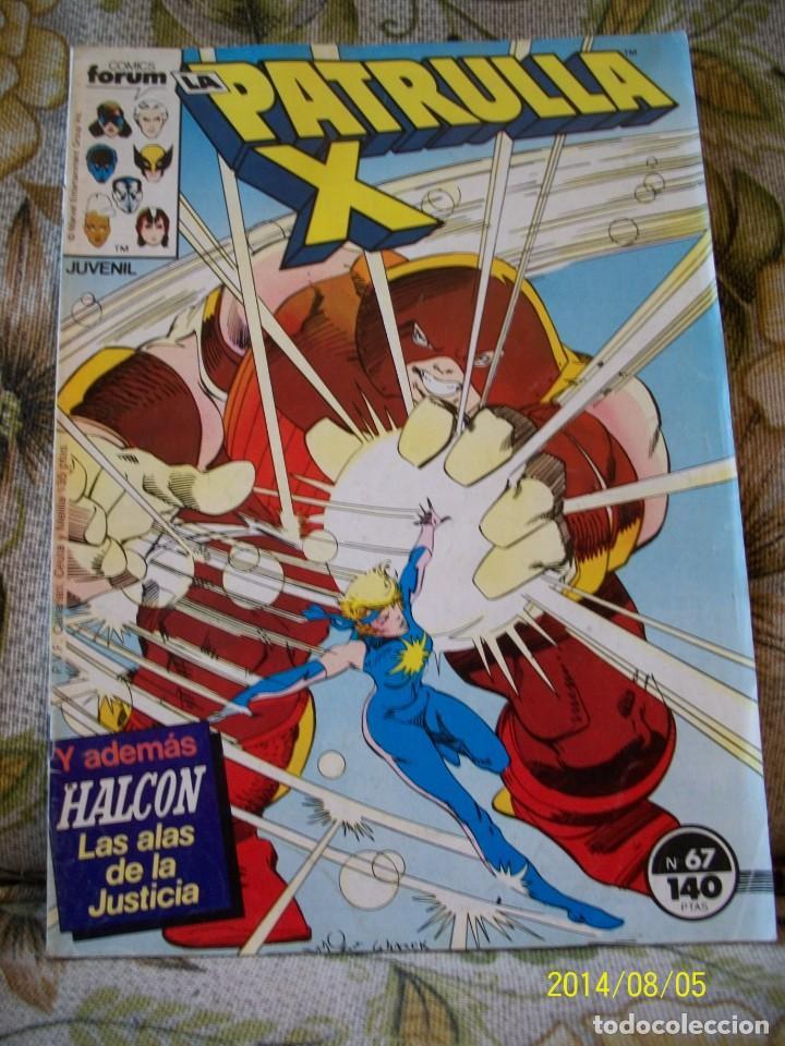 Cómics: LA PATRULLA X volumen 1 - Foto 50 - 220434520