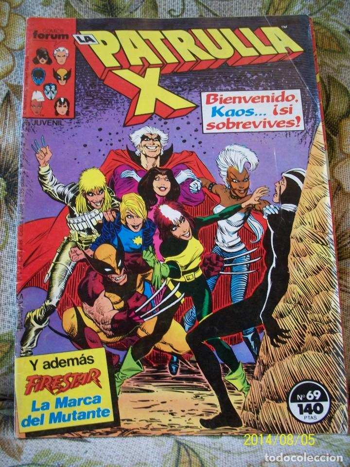 Cómics: LA PATRULLA X volumen 1 - Foto 52 - 220434520