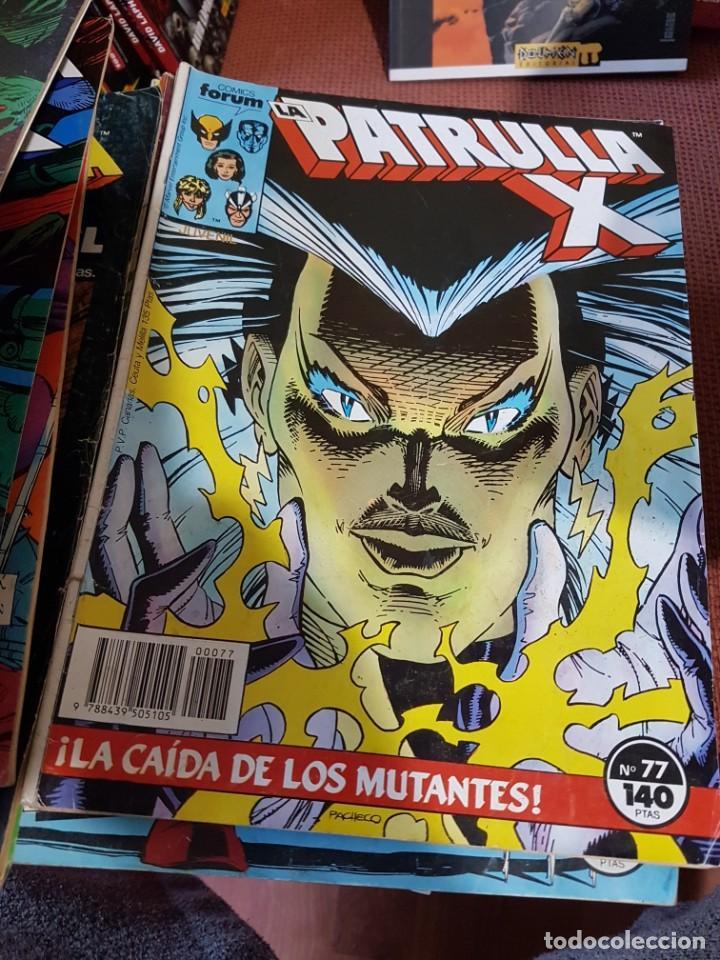 Cómics: LA PATRULLA X volumen 1 - Foto 58 - 220434520