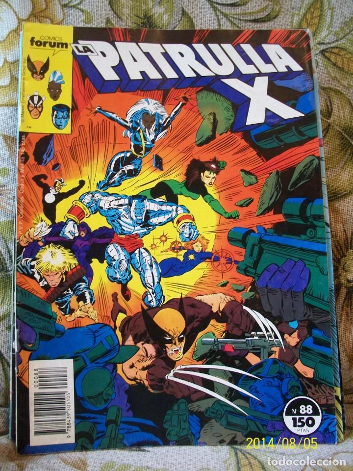 Cómics: LA PATRULLA X volumen 1 - Foto 68 - 220434520