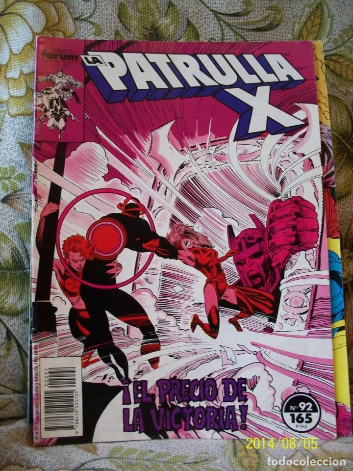Cómics: LA PATRULLA X volumen 1 - Foto 72 - 220434520