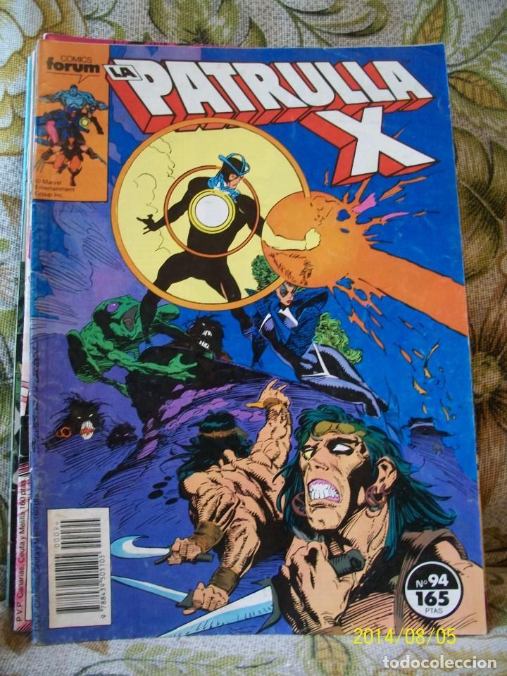 Cómics: LA PATRULLA X volumen 1 - Foto 73 - 220434520