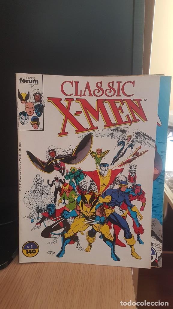 CLASSIC X MEN (Tebeos y Comics - Forum - X-Men)