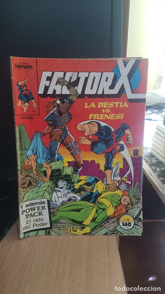 FACTOR X (Tebeos y Comics - Forum - X-Men)
