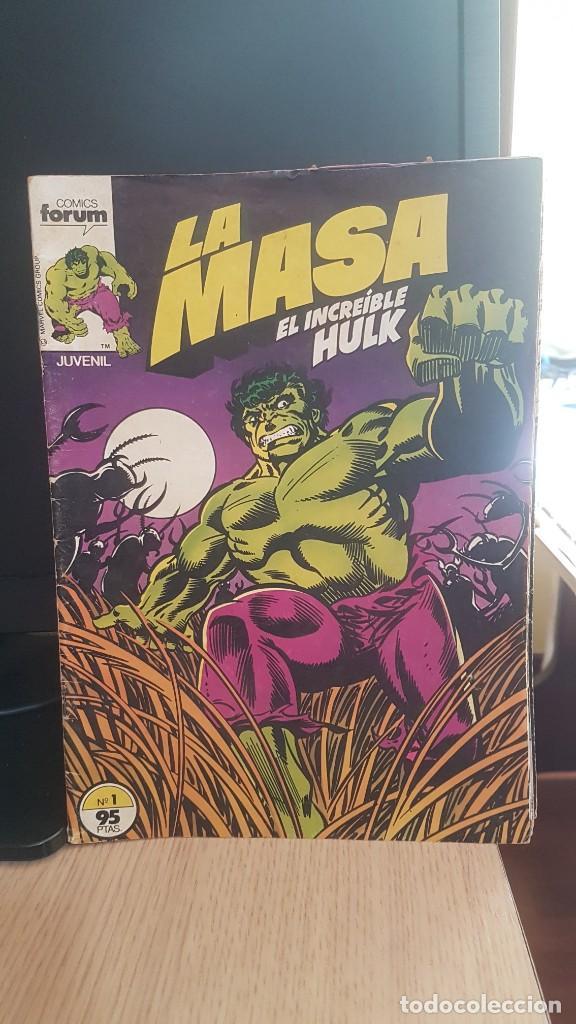 HULK . LA MASA (Tebeos y Comics - Forum - Hulk)